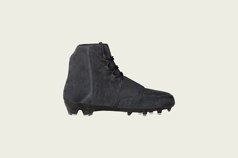 adidas YEEZY 750 Cleat Black Kanye West - 1832286