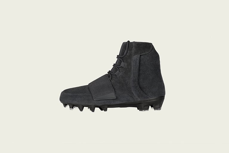 adidas YEEZY 750 Cleat Black Kanye West - 1832285