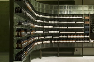 Aesop's New Store Pays Homage to Leipzig's Design Heritage