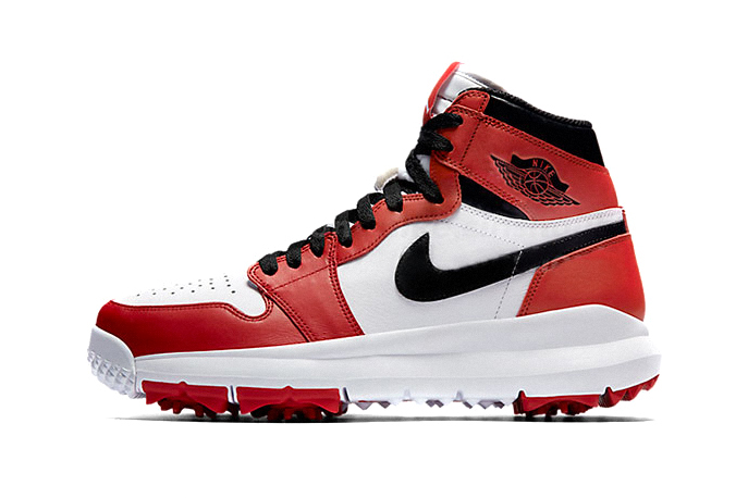 "The Air Jordan 1 ""Chicago"" Has Been Turned Into a Golf Shoe"