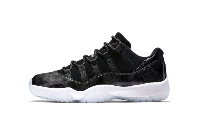 This Air Jordan 11 Low Is Inspired by MJ's Baseball Career