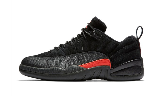 "Air Jordan 12 Low ""Max Orange"" Is Set for a January Release"