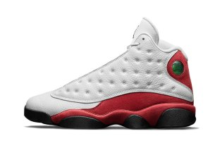 "The Air Jordan 13 ""True Red"" Will Return in 2017"