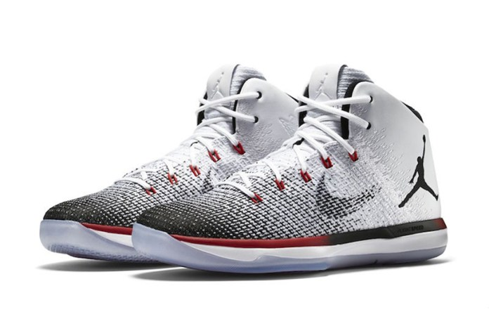 The New Air Jordan 31 Colorway Nods to the Chicago Bulls