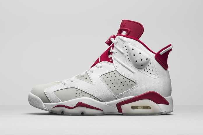 "The Air Jordan 6 Is Getting An ""Alternate"" Look"