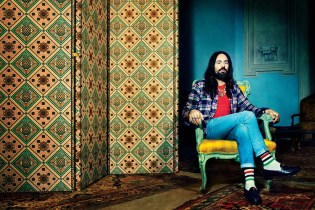 Alessandro Michele Recounts His Rise to the Top of Gucci