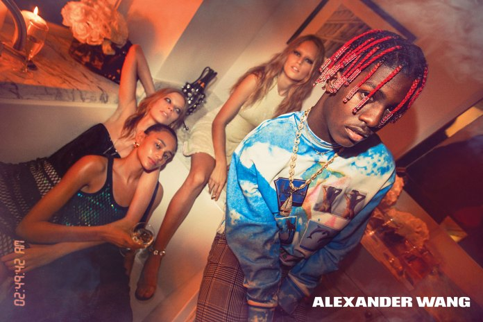 Alexander Wang's Latest Campaign Features Lil Yachty Shot by Inez and Vinoodh