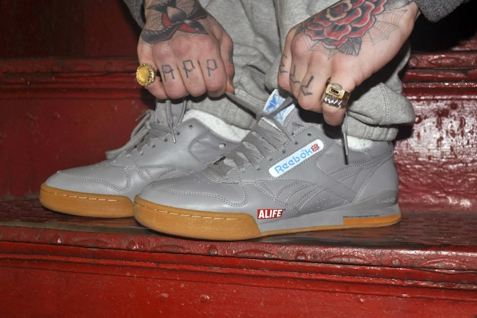 Alife Teams up With Reebok Classic for Special Phase 1 Pro Colorways
