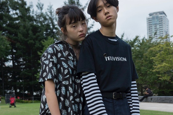 Retro Styles Abound in ALLEGE's 2017 Spring/Summer Collection
