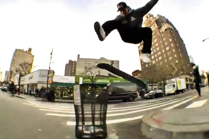 """NYC Skate Brand Alltimers Drops New """"My Alltimers"""" Video"""