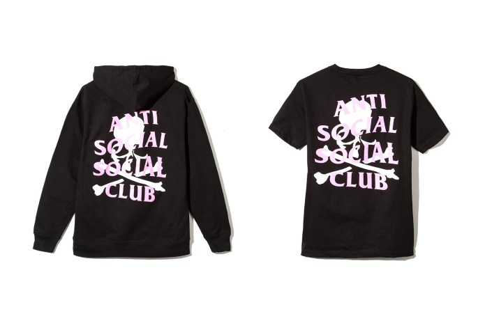 Check out the Anti Social Social Club x mastermind JAPAN Collaboration