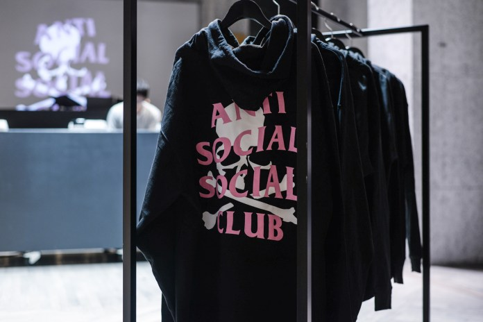 An Exclusive Look Inside the Anti Social Social Club x mastermind JAPAN Pop-Up in Tokyo