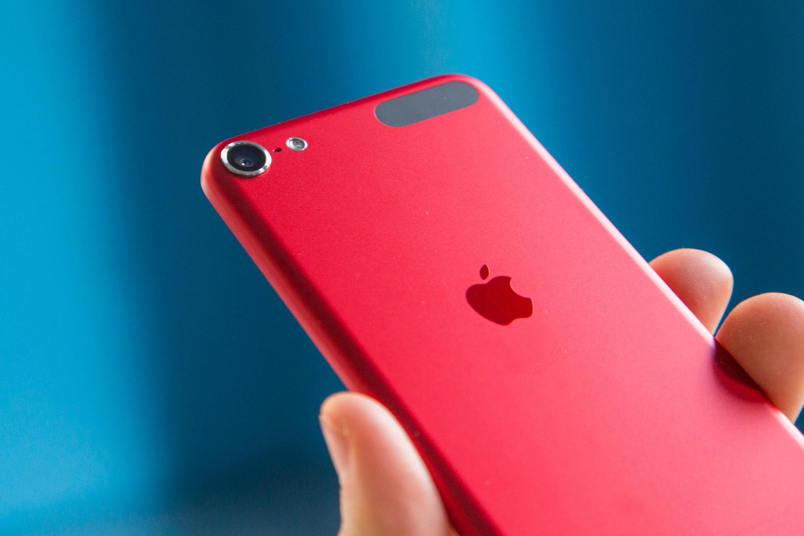 Apple iPhone Red iPhone 7s iPhone 7s Plus - 1817110