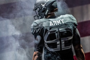 "Army's ""Beat Navy"" Uniforms Are as Badass as They Should Be"