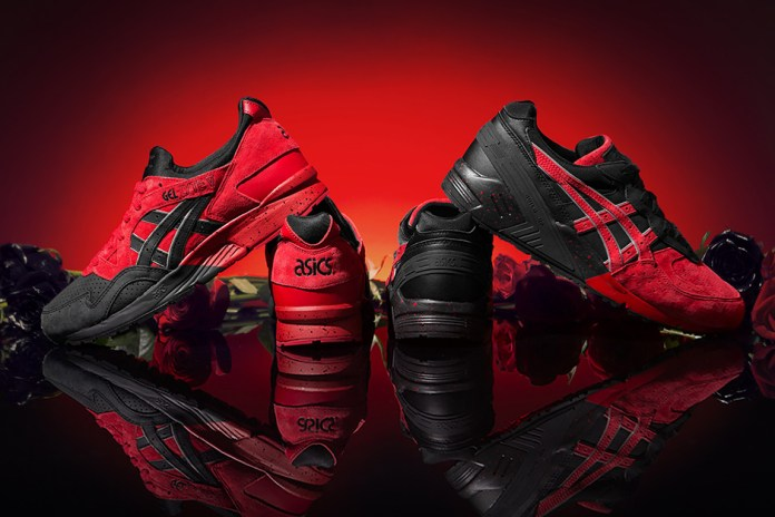 ASICS Celebrates the Running of the Bulls With New GEL-Lyte V & GEL-Sight