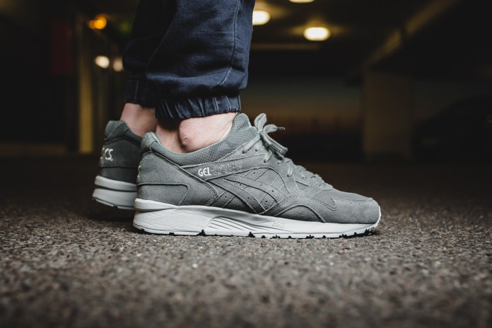 """ASICS Covers the GEL-Lyte V In """"Agave Green"""""""