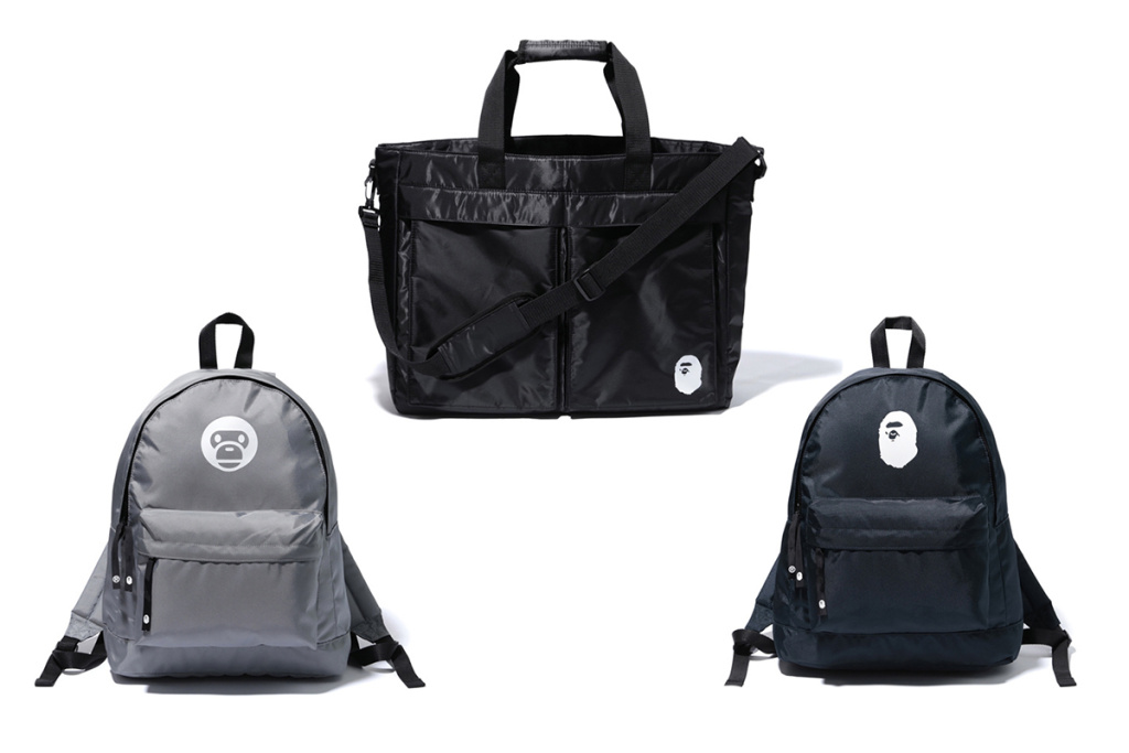 BAPE 2017 HAPPY NEW YEAR BAG Collection