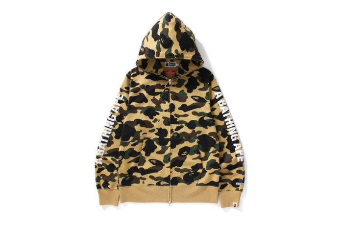 BAPE Is Set to Drop a Series of Camo-Printed Garments Featuring WINDSTOPPER Fabric