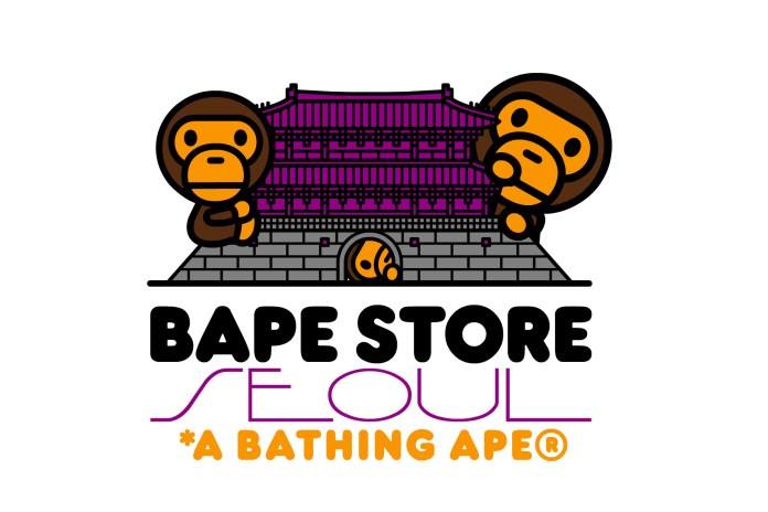 BAPE Opens New Store in Seoul, Korea