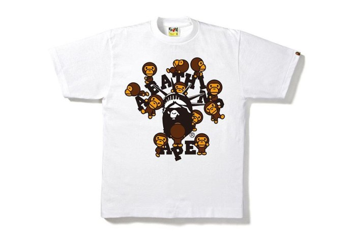 BAPE STORE NYC's 12th Anniversary Collection Is Available Now