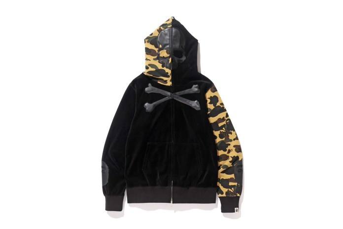 BAPE x mastermind JAPAN Collection Hit the Shelves Today