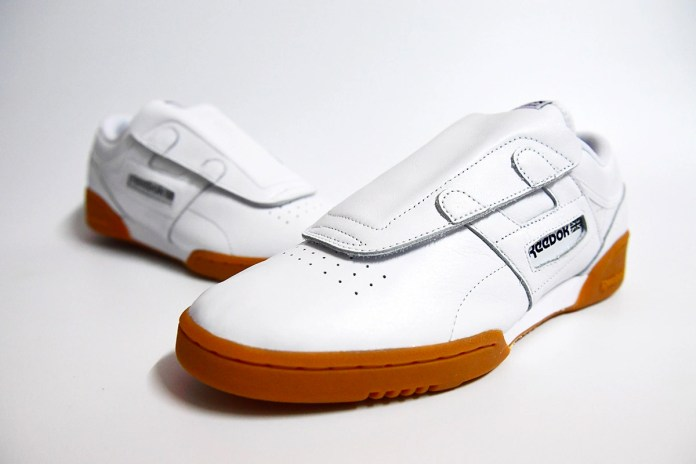 Reebok and BEAMS Put a Unique Spin on the Classic Workout Lo