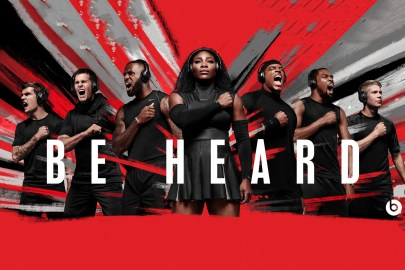 "The World's Best Athletes Will ""Be Heard"" as They Star in New Beats Campaign"