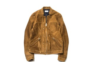 BED J.W. FORD Offers Its Interpretation of the Classic Trucker Jacket