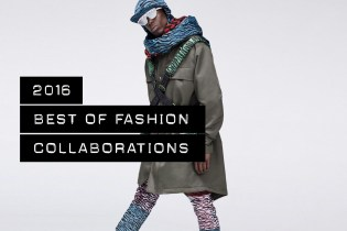 The Best High Fashion Collaborations of 2016