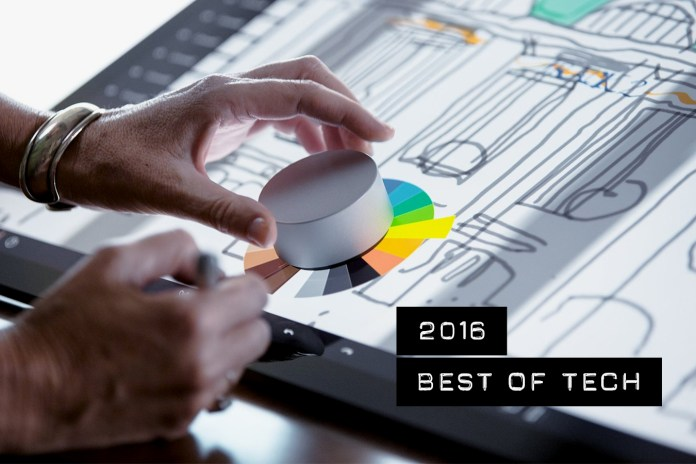 The Best Tech of 2016
