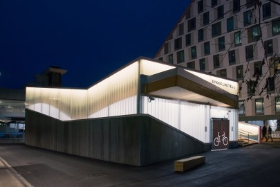There Is Now a Hotel That's Only for Bicycles