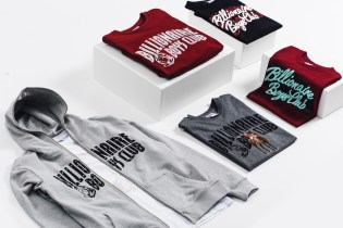 Billionaire Boys Club Unveils Its Latest Winter Offerings