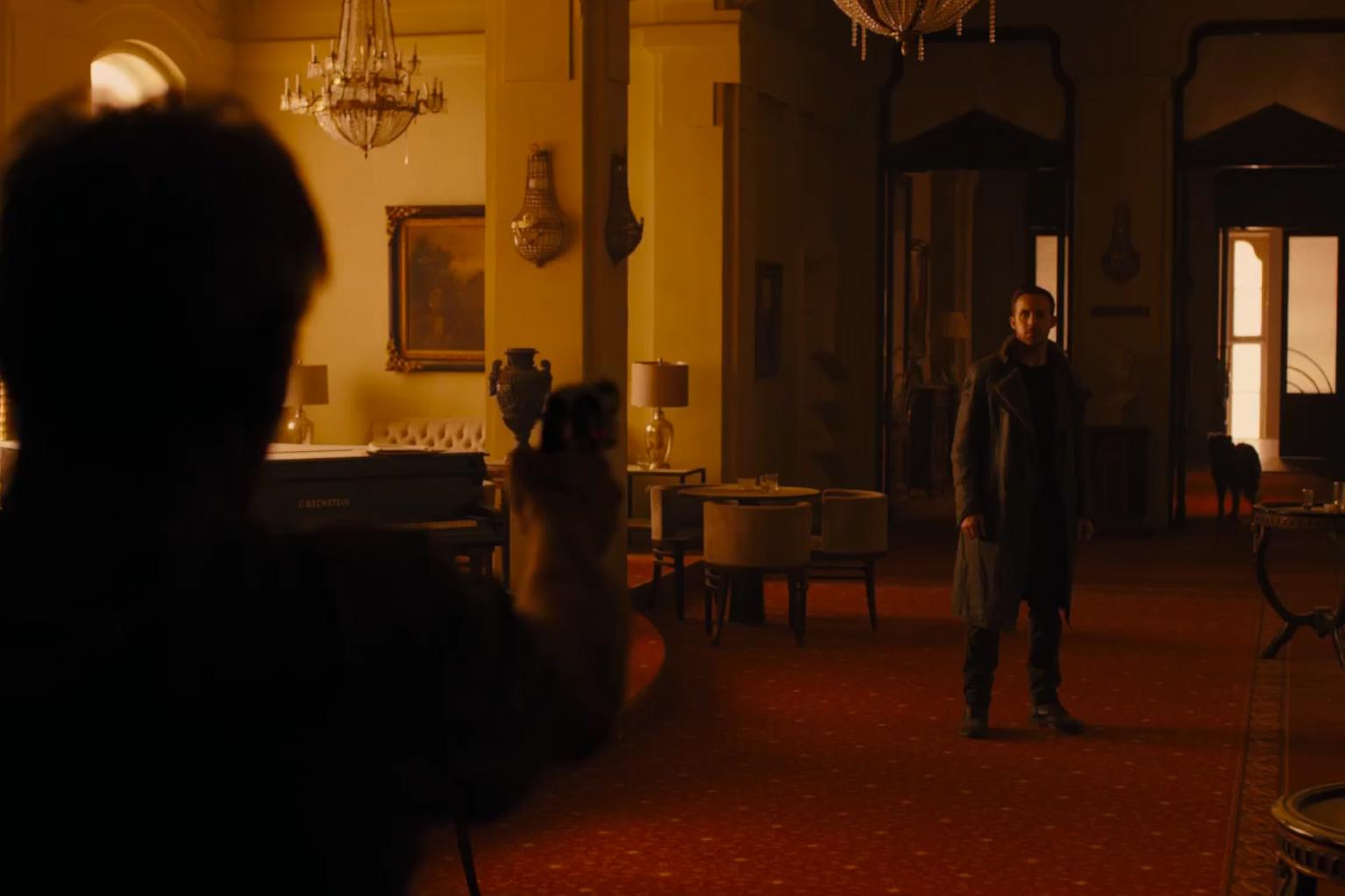 Blade Runner 2049 Harrison Ford Ryan Gosling