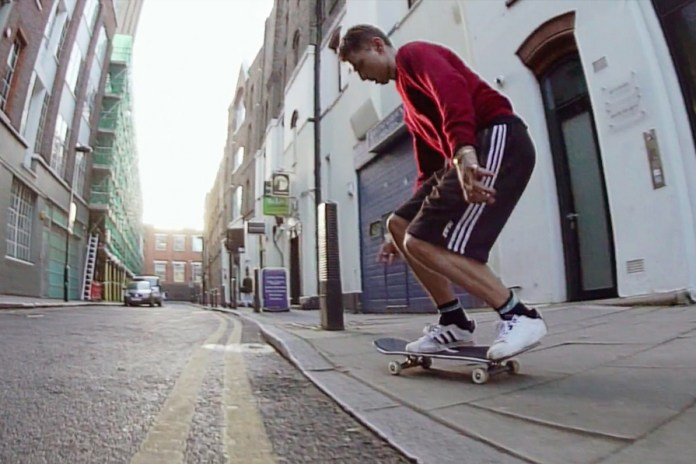 Blondey McCoy Teams up With Slam City Skates