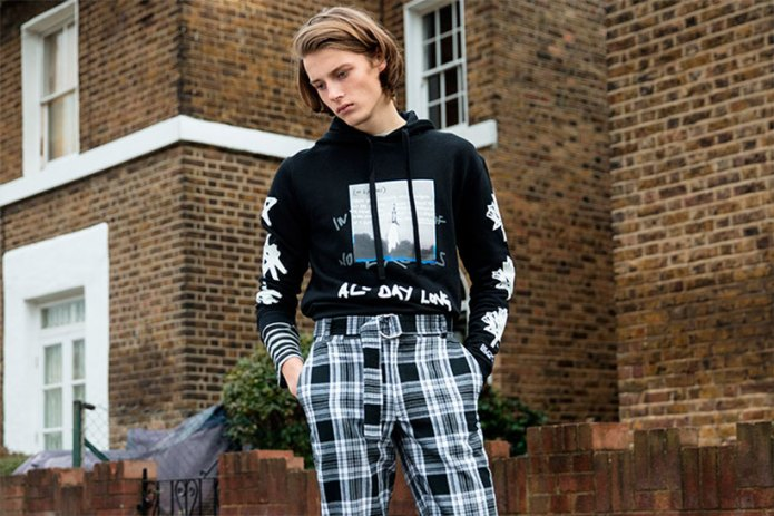 "Blood Brother and Holt Renfrew Team up for ""Tempest"" Capsule Collection"