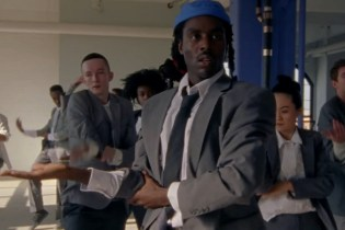 "Blood Orange Showcases the Art of Dance For ""Better Than Me"" Video"