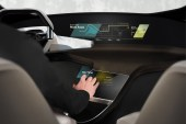 BMW's HoloActive Touch Is a Floating Command Center of Controls