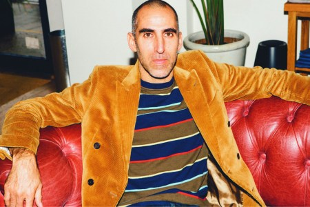 Noah's Brendon Babenzian Explains Why He Isn't a Sneakerhead