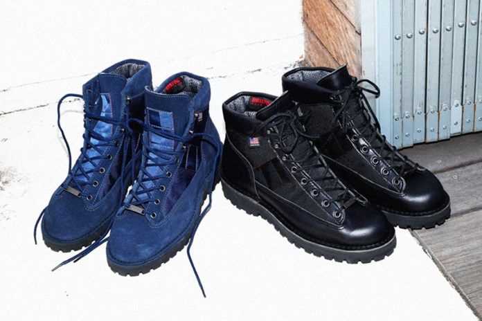 BRIEFING x Danner x BEAMS Plus Collection Features Two Sturdy Outdoors Essentials
