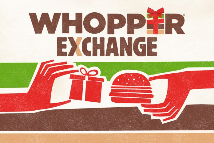 Burger King Will Give You a Whopper for Your Crappy Christmas Gifts