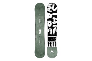 Burton's 'Star Wars' Collection Will Have You Prepared for the Slopes of Hoth