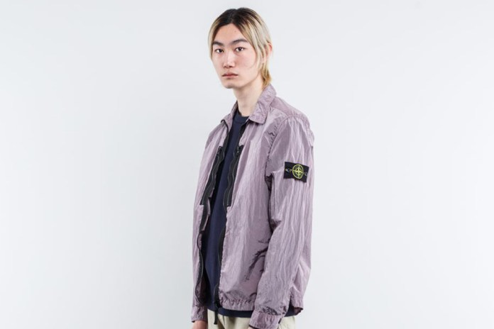 Get Your Hands on Stone Island's 2017 Spring/Summer Collection Now
