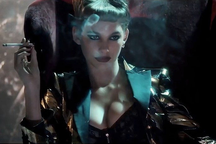 Cami Morrone Revisits 'Blade Runner' for 'LOVE' Magazine's Advent Calendar