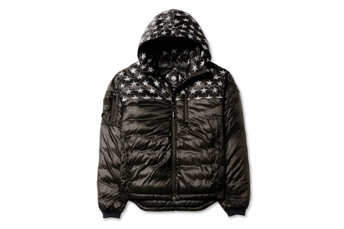 Canada Goose's Crawford Hoody Brings the Stars and Stripes up North