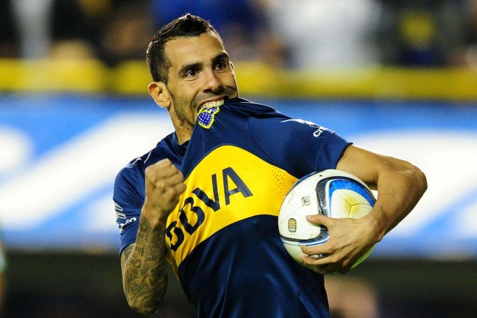 Carlos Tevez Moves to China and Becomes the Highest Paid Athlete in the World