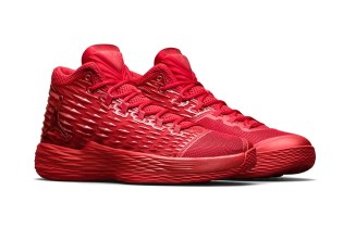 Carmelo Anthony to Debut an All-Red PE Jordan Melo M13 on Christmas Day