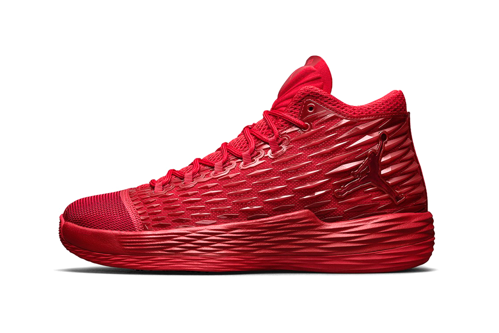 fb909f89b017 Carmelo Anthony to Debut an All-Red PE Jordan Melo M13 on Christmas ...