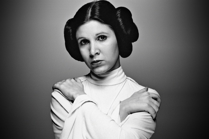 Carrie Fisher Has Passed Away