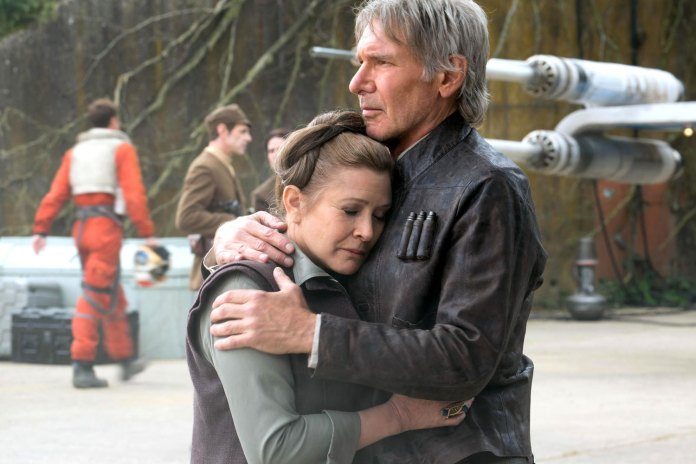 Carrie Fisher's 'Star Wars' and Disney Family React to Her Passing