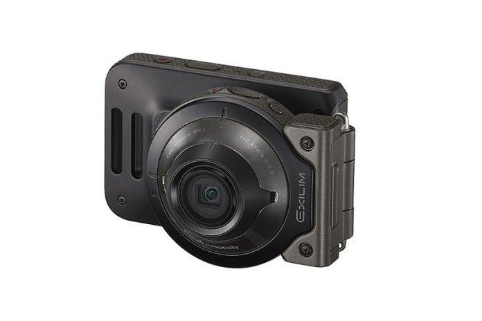 Casio Unveils New Exilim Ultra Low-Light Camera